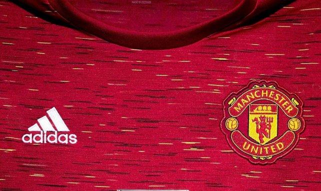 Manchester United dévoile son nouveau maillot domicile pour 2020/2021