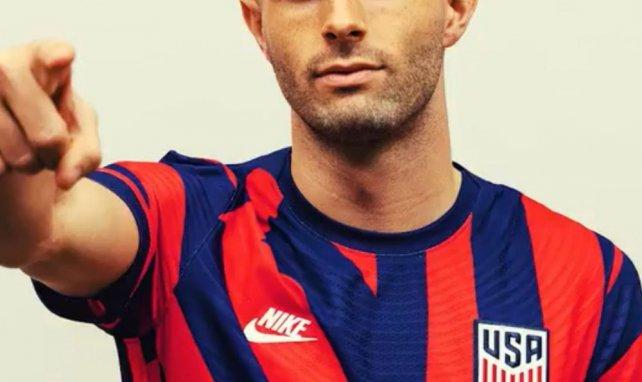 Nike dévoile le nouveau maillot extérieur des Etats-Unis !