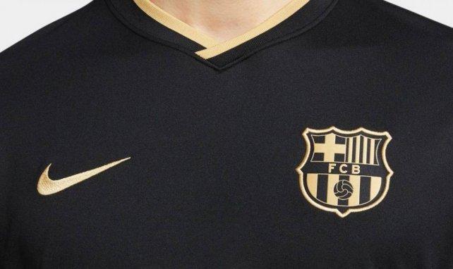 BON PLAN : - 15 % sur les nouveaux maillots extérieur du Barça 2020-21