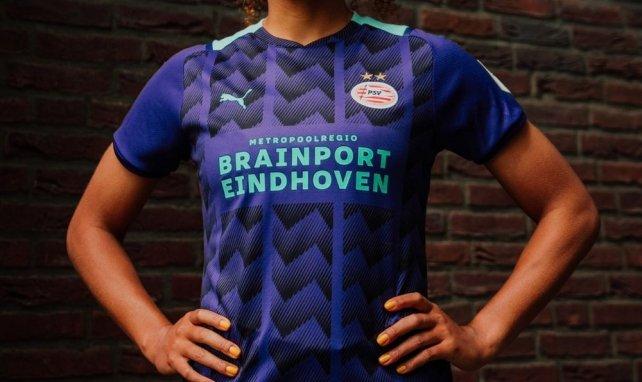 Puma révèle le maillot extérieur du PSV Eindhoven pour la saison 2021-2022