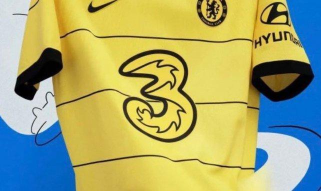 Nike révèle le maillot extérieur de Chelsea pour la saison 2021-2022