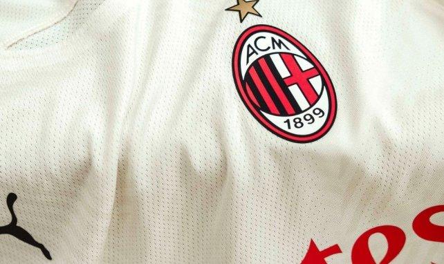 L'AC Milan dévoile son maillot extérieur pour la nouvelle saison 2021/2022