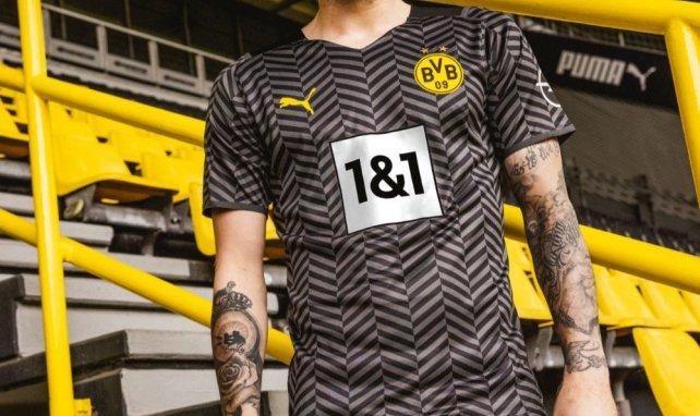 Puma dévoile le maillot extérieur du Borussia Dortmund pour la saison 2021-2022