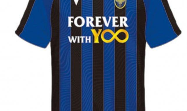 L'Incheon United dévoile un maillot rendant hommage à son ancien entraîneur