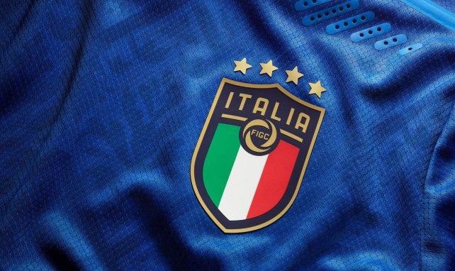 Le nouveau maillot domicile de l'Italie pour 2020/2021