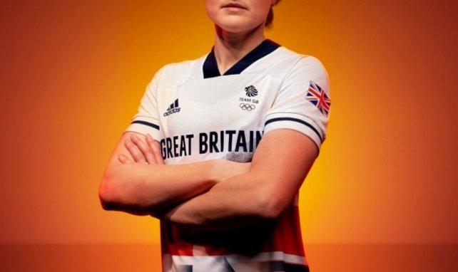 adidas dévoile le maillot de la Grande-Bretagne pour les JO de Tokyo