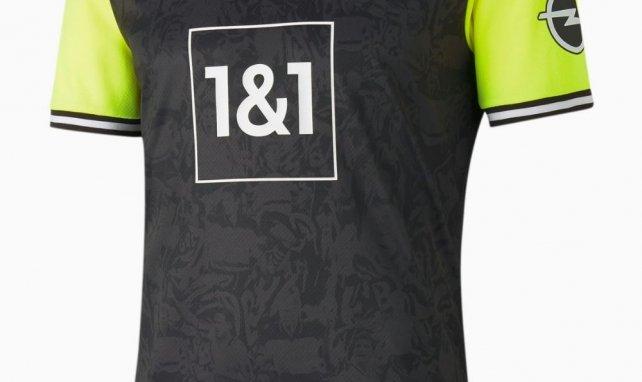 Le Borussia Dortmund et Puma dévoilent un maillot rétro