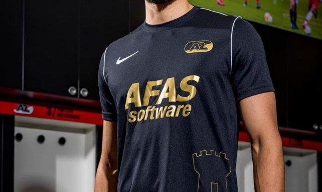 Nike présente un maillot spécial pour l'AZ Alkmaar !