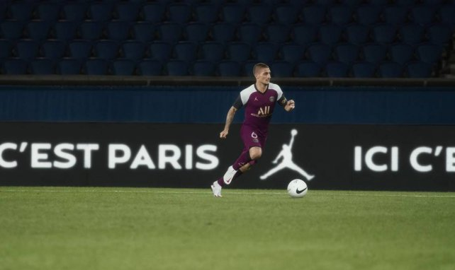 PSG : ultime test lundi pour Marco Verratti