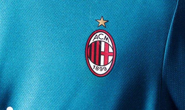 L'AC Milan dévoile son nouveau maillot Third