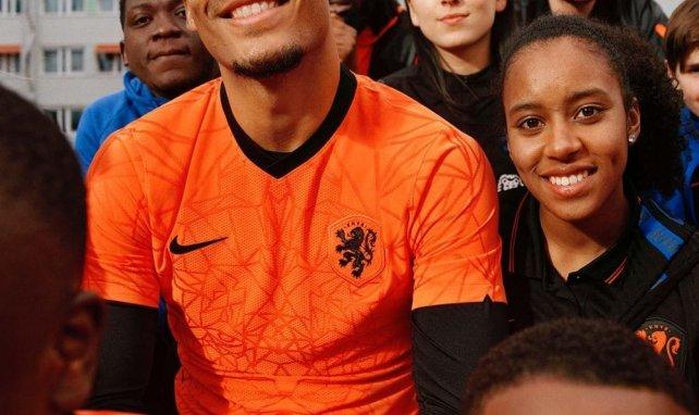 Les maillots du groupe C de l'Euro 2020