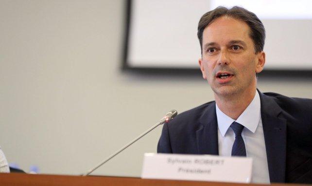 Sylvain Robert le maire de Lens
