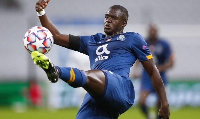 Malang Sarr a évolué à Porto la saison dernière