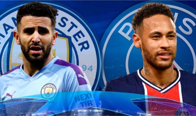 Les compos probables de Manchester City - PSG