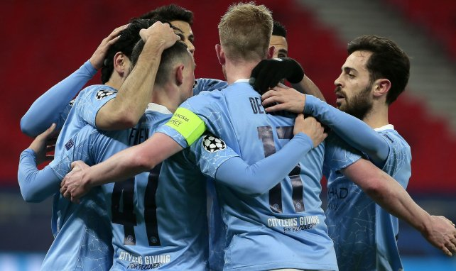 Manchester City - Leeds : les compositions officielles
