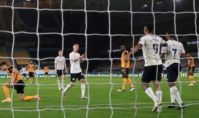 Premier League : Manchester City vient à bout de Wolverhampton