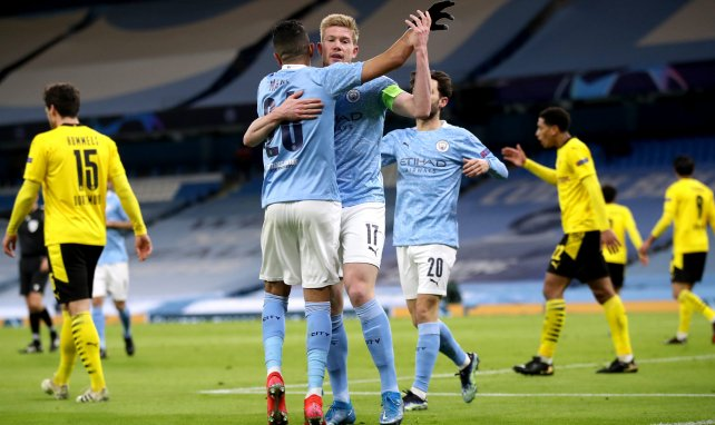 Borussia Dortmund-Manchester City : les compositions officielles