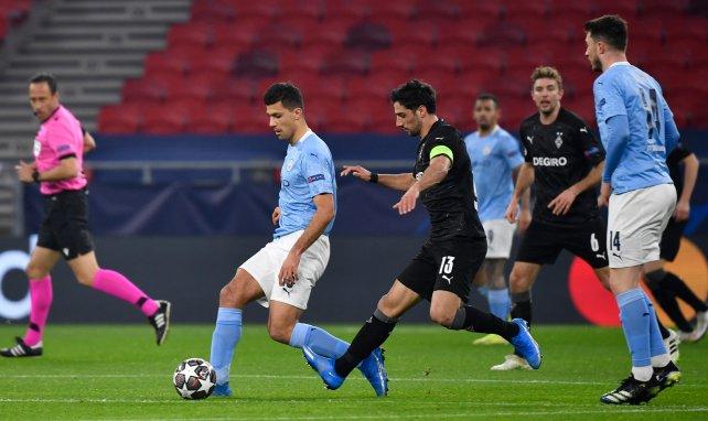 LIVE : Manchester City passe devant Mönchengladbach !