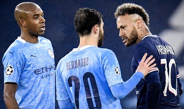 LdC : Wenger estime que Fernandinho aurait dû être exclu