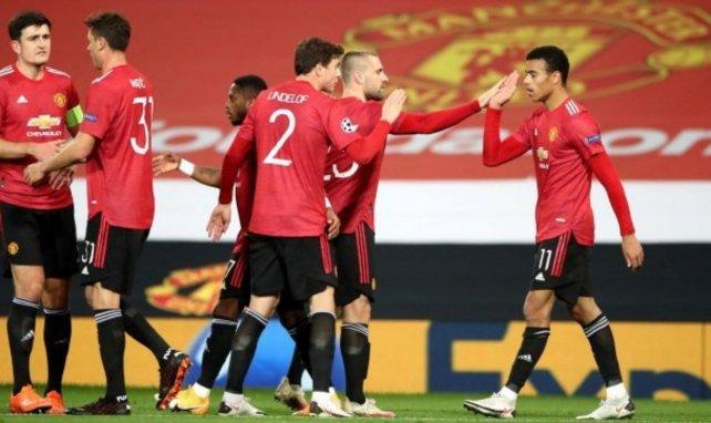 Premier League : Manchester United se défait de Burnley et continue sa belle série