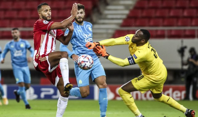 Olympiakos - OM : les notes du match