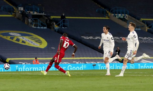 Premier League : Leeds et Liverpool se neutralisent