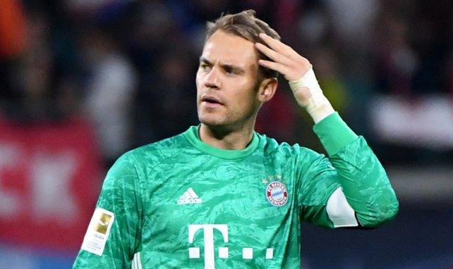 Bayern-PSG : Manuel Neuer est totalement passé à côté