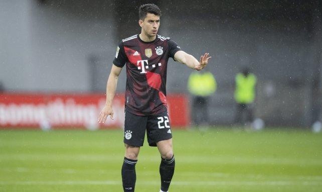 Marc Roca sous les couleurs bavaroises en 2021