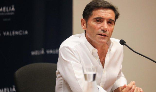 Marcelino ha tomado las riendas del Athletic de Bilbao