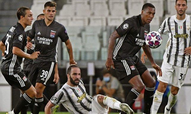 Juventus - OL : les notes du match