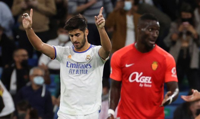 Arsenal a proposé 39 M€ au Real Madrid pour Marco Asensio