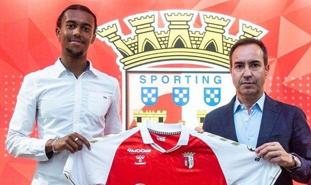 Marco Torres file à Braga