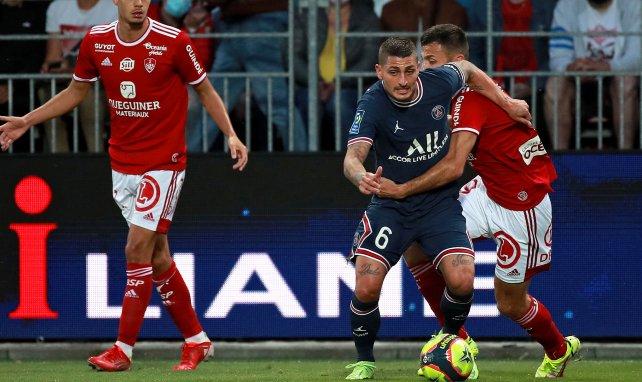 PSG : Marco Verratti et Sergio Ramos toujours absents