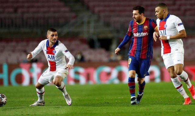 LdC : Marco Verratti évoque le Barça