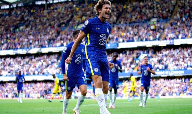 Chelsea - Manchester City : les compositions officielles