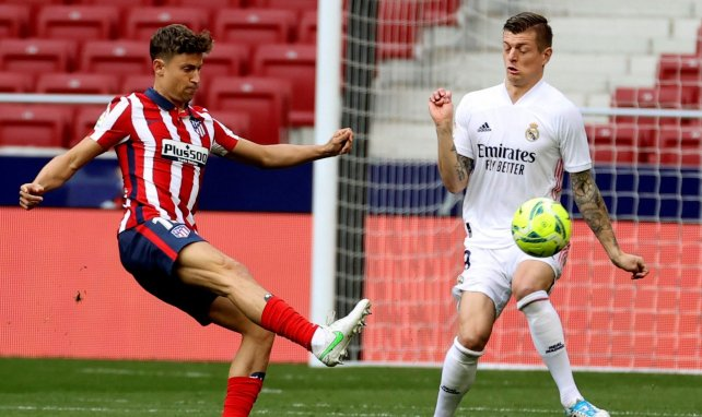 Atlético de Madrid - Real Madrid : les notes du match