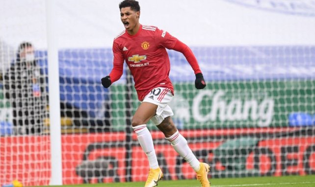 Manchester United : Rashford indisponible plusieurs semaines ?