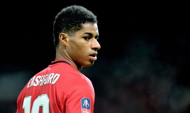 Manchester United : Marcus Rashford dit non à la Super League