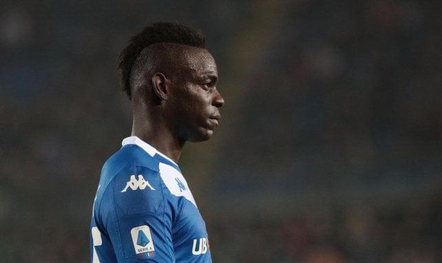 Brescia : Mario Balotelli encore absent de l'entraînement