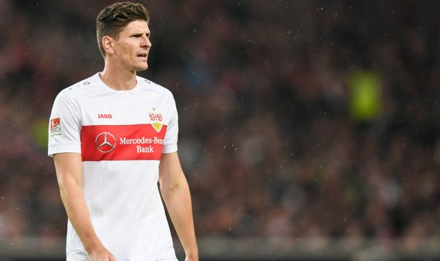 Vfb Stuttgart Mario Gomez Prend Sa Retraite