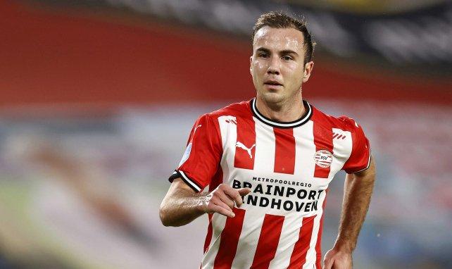 Mario Götze pourrait quitter le PSV Eindhoven cet été mais…