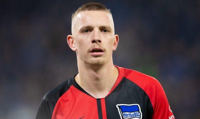 Marius Wolf sous le maillot du Hertha
