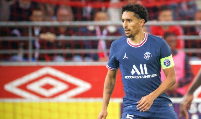 PSG : le soulagement de Marquinhos