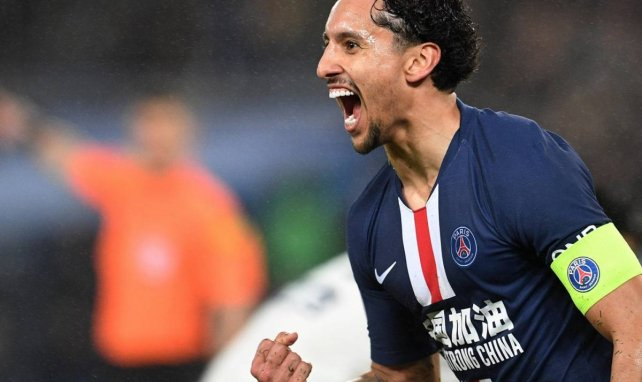PSG : Thomas Tuchel encense son capitaine Marquinhos