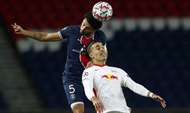 PSG : les premiers mots de Marquinhos après la qualification