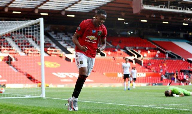 Manchester United : le Martial nouveau est de retour !