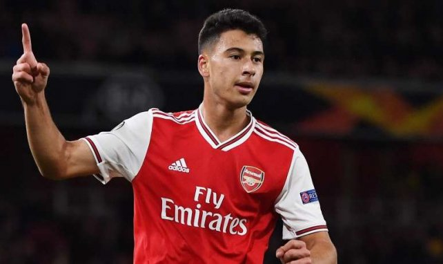 Arsenal prolonge Gabriel Martinelli