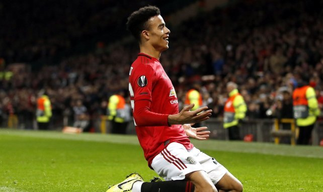 Manchester United salue son sauveur Mason Greenwood