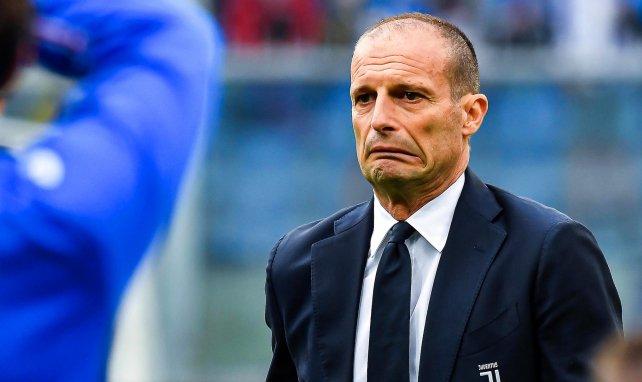 Massimiliano Allegri souhaite entraîner dans un autre pays que l'Italie