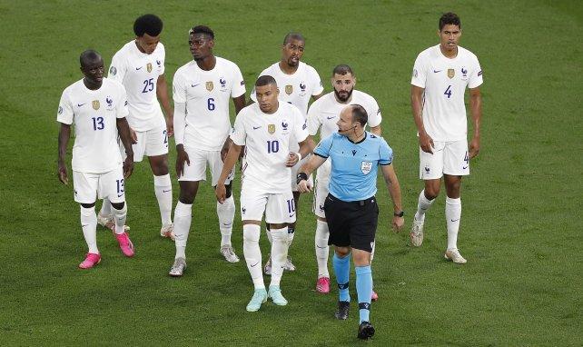 Euro 2020, équipe de France  : l'arbitrage au centre des questions
